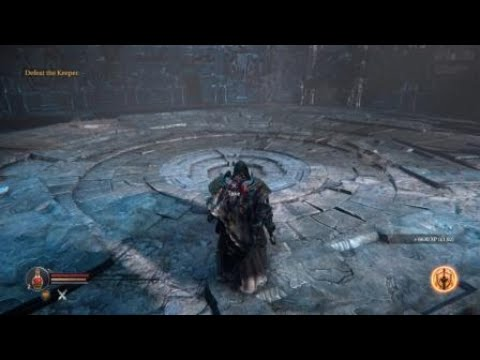 Keeper, dead. - Lords of the Fallen: Ancient Labyrinth DLC  