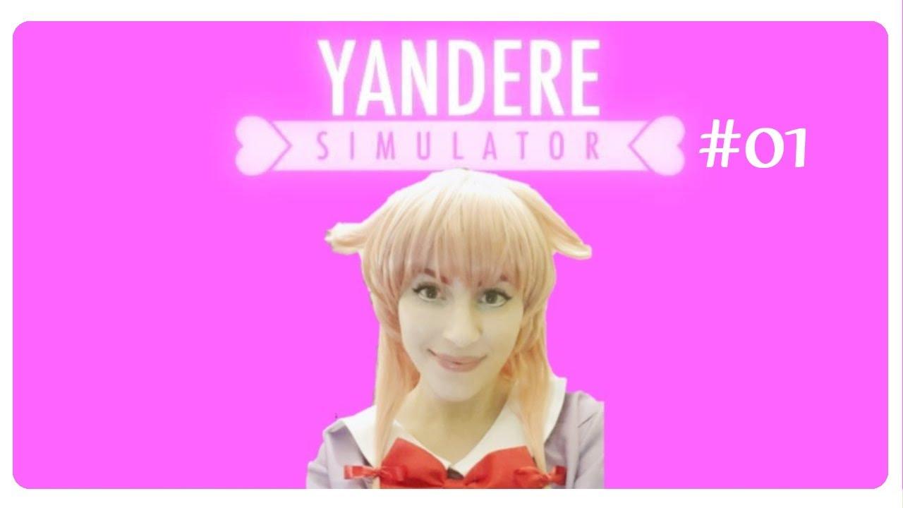 #01 Let's Play Yandere Simulator (GERMAN/DEUTSCH) Notice me, Senpai!