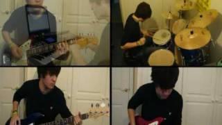 Arctic Monkeys - Cornerstone - Guitar/Bass/Drum Cover