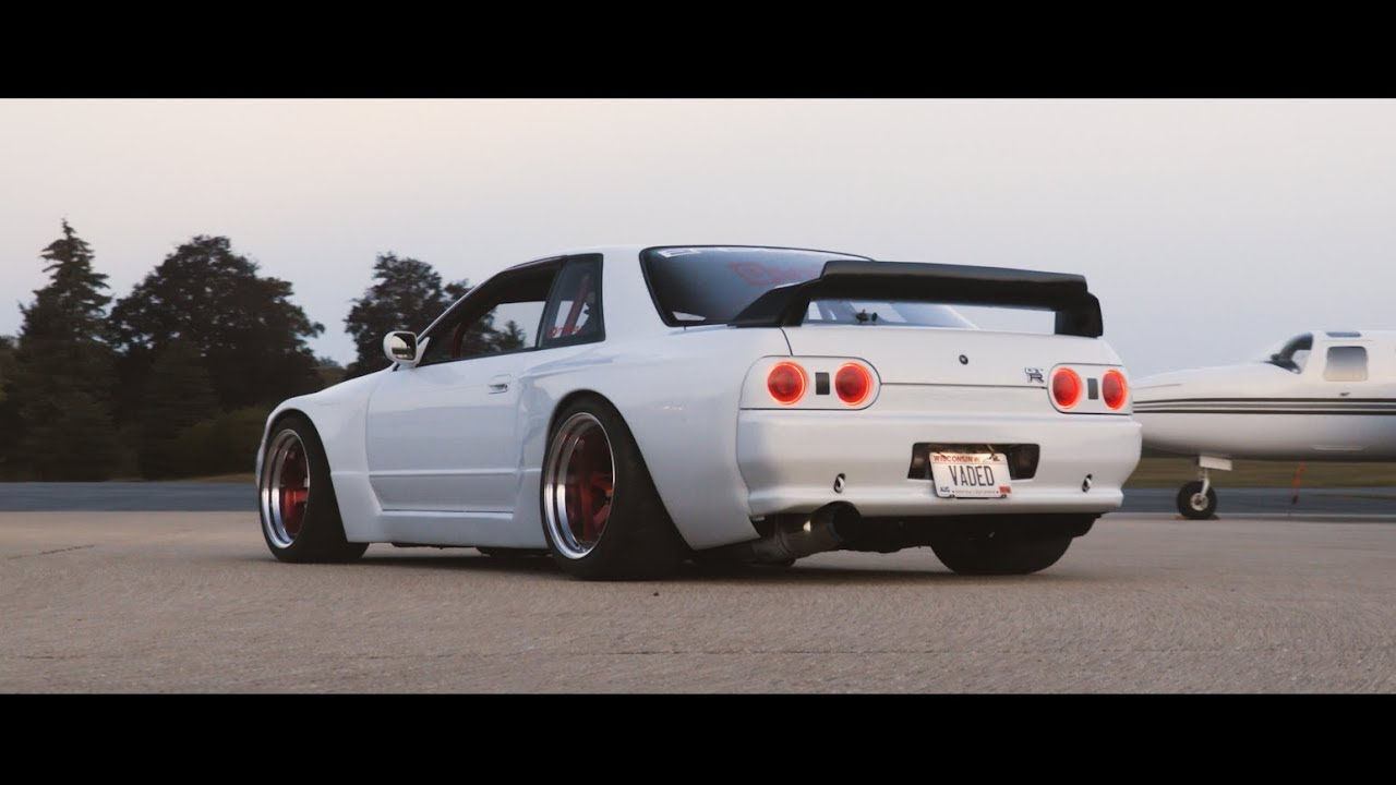 Bobby S Pandem Skyline Gtr R32 4k Youtube