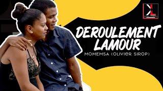 MOMEMSA (Olivier Sirop) - Deroulement lamour (Lyrics Video Part 1)