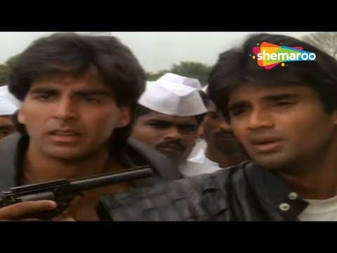 Waqt Hamara Hai - Hindi Full Movie In 15 Mins - Akshay Kumar - Sunil Shetty - Ayesha Jhulka