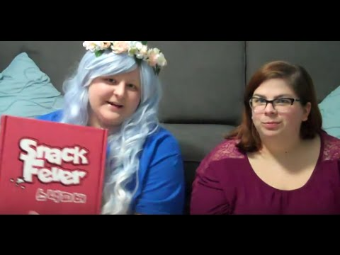 SNACK FEVER Subscription Box Unboxing