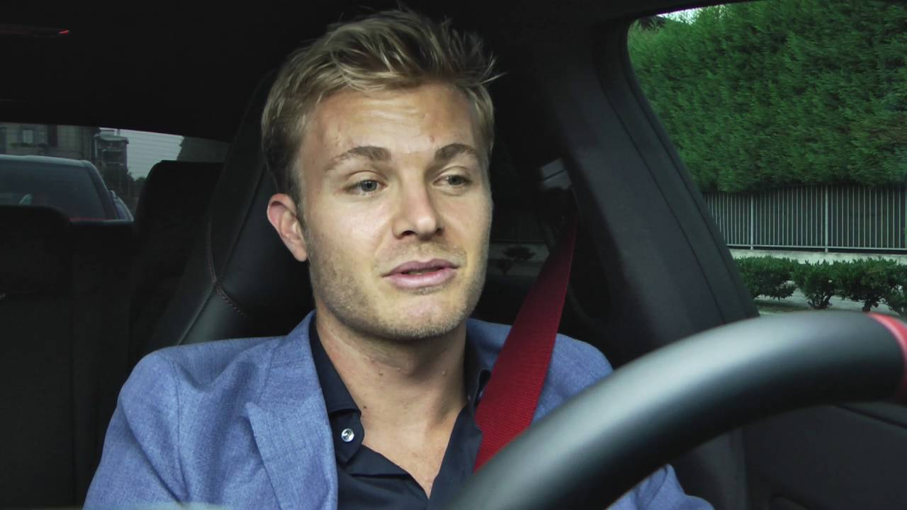 intervista a nico rosberg youtube. Black Bedroom Furniture Sets. Home Design Ideas