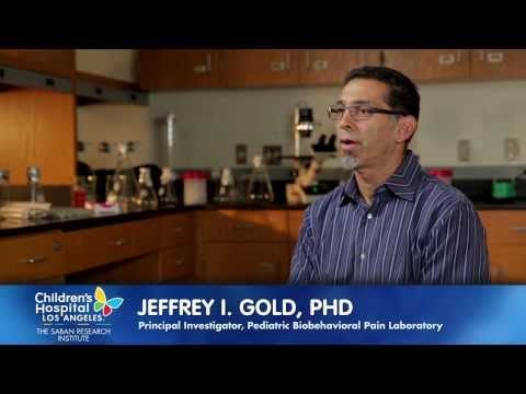 Jeffrey I. Gold, PhD, Anesthesiology And Pediatrics