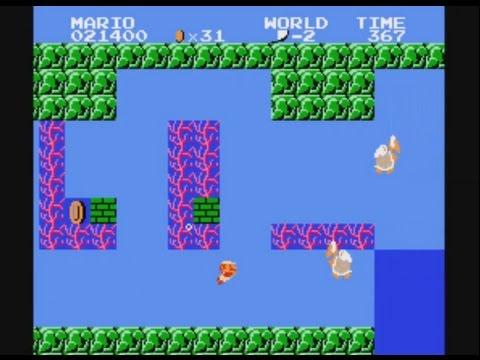 Super Mario Bros. (NES): 256w -  Past World 8 part 10 (Worlds 159-208)