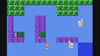 Super Mario Bros. (NES): Past World 8 part 10 (Worlds 159-208)