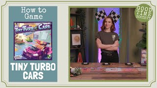 How to Play Tiny Turbo Cars | How to Game