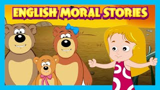 ENGLISH MORAL STORIES | Bedtimes Story Collection | ENGLISH KIDS STORIES