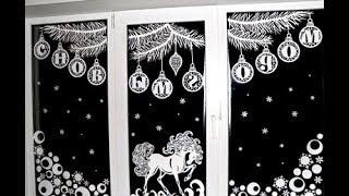 СУПЕР-СНЕЖИНКИ из бумаги / Новогодние УКРАШЕНИЯ.Как вырезать снежинки из бумаги сделать Новый год.