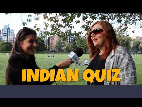 British People on India - INDIAN QUIZ