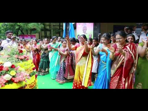 6tv ghallu ghalluna Bathukamma song