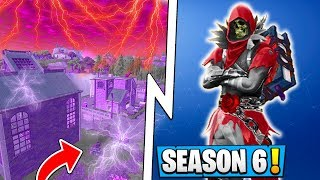 *NEW* Fortnite Season 6 Update! | Dark World, Evil Skins, Secrets!