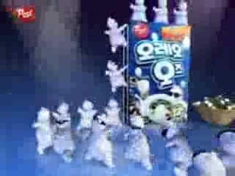 Post Oreo O's Cereal from Korea