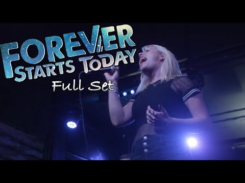 Forever Starts Today Always Hope Album Release Show at Come And Take It Live
