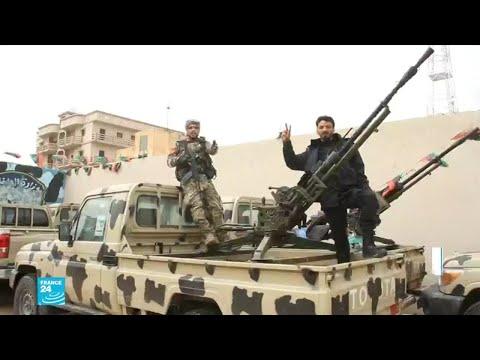 ليبيا.. معارك في محيط طرابلس وأخبار عن اتفاق لاستئناف محادثات وقف إطلاق النار  - نشر قبل 1 ساعة