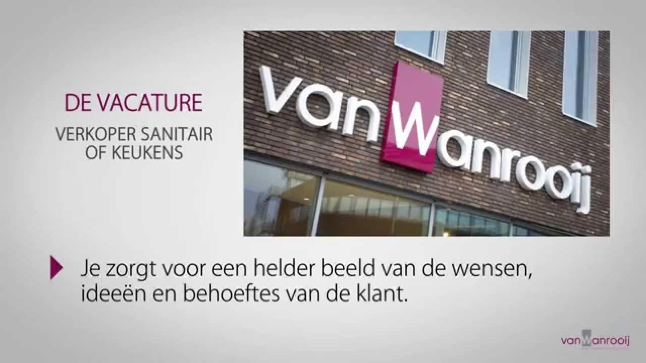 Vacature verkoper Keukens en Badkamers - YouTube