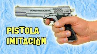 cmo hacer replicas de armas   how to make a replica gun
