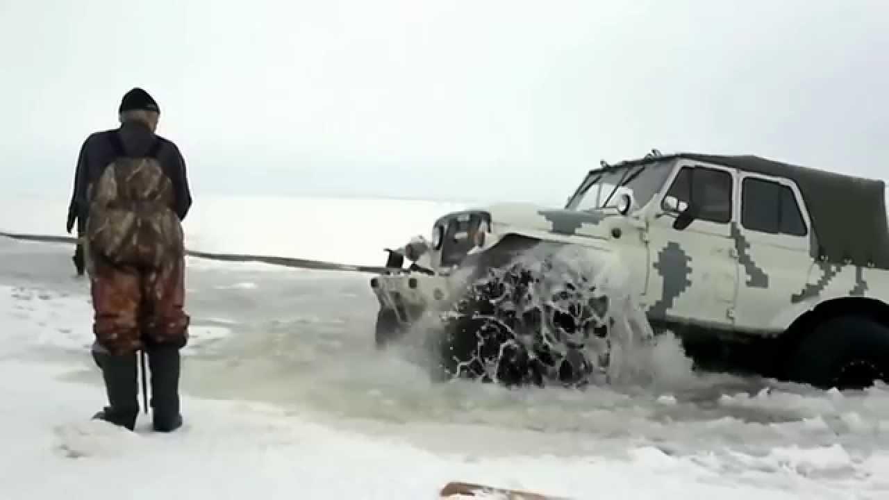 Зимняя резина против грязевой - YouTube