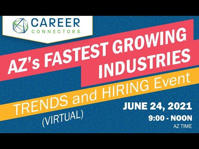 AZ Fastest Growing Industries