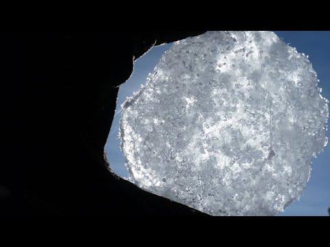 Science on Ice (live public talk)