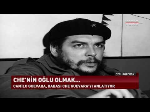 Küba Devriminin Efsane İsmi Che Guevara'nın Oğlu Camilo Türkiye'de...