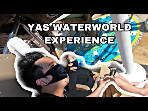 Vlog 8 | YAS WATERWORLD ABU DHABI