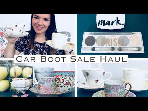 Car Boot Sale Haul! April 2018 #6