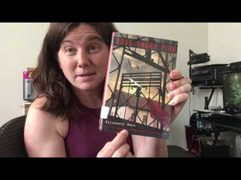Books with KE: Rose Under Fire