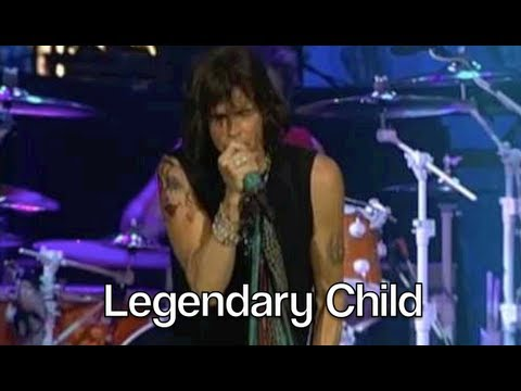 Aerosmith - Legendary Child - American Idol - Music From Another Dimension - 2012 Full Tracklist!