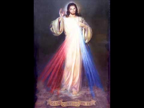 coroncina della divina misericordia
