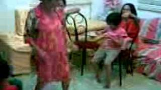 Mother Dancing 82 Years Old - Nilo