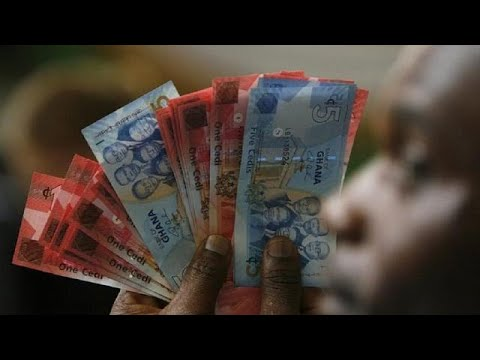 Ghana central bank merges five stressed banks, allays depositors' fears