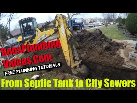 Septic Tank Replacement in Mogadore