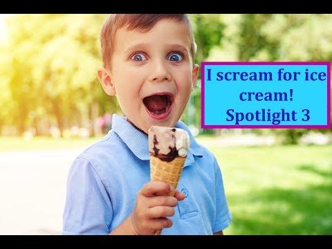 Spotlight 3. Чтение и перевод текста I Scream For Ice Cream! Я в восторге от мороженого! 3 класс