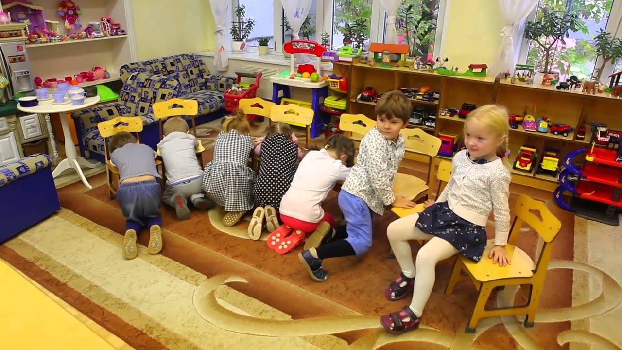 Конспект занятия по развитию речи в средней группе