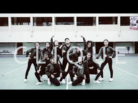 CLIQUE  SMAK STLOUIS 1  HSDC Dance Up The Nation 2017  #DUTN2017
