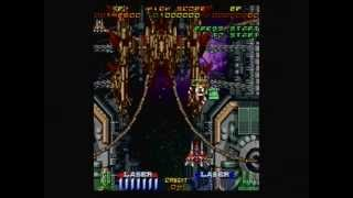 Layer Section Japanese Sega Saturn Import Gameplay
