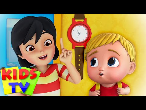 I Don' t Want to Song + More Nursery Rhymes & Baby Songs by Kids TV