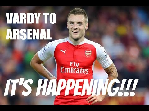 Jamie Vardy To Arsenal Is Happening!! | AFTV Transfer Daily