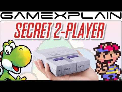 The Secret 2-Player Games of the SNES Classic
