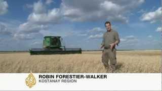 Kazakhstan falls prey to drought