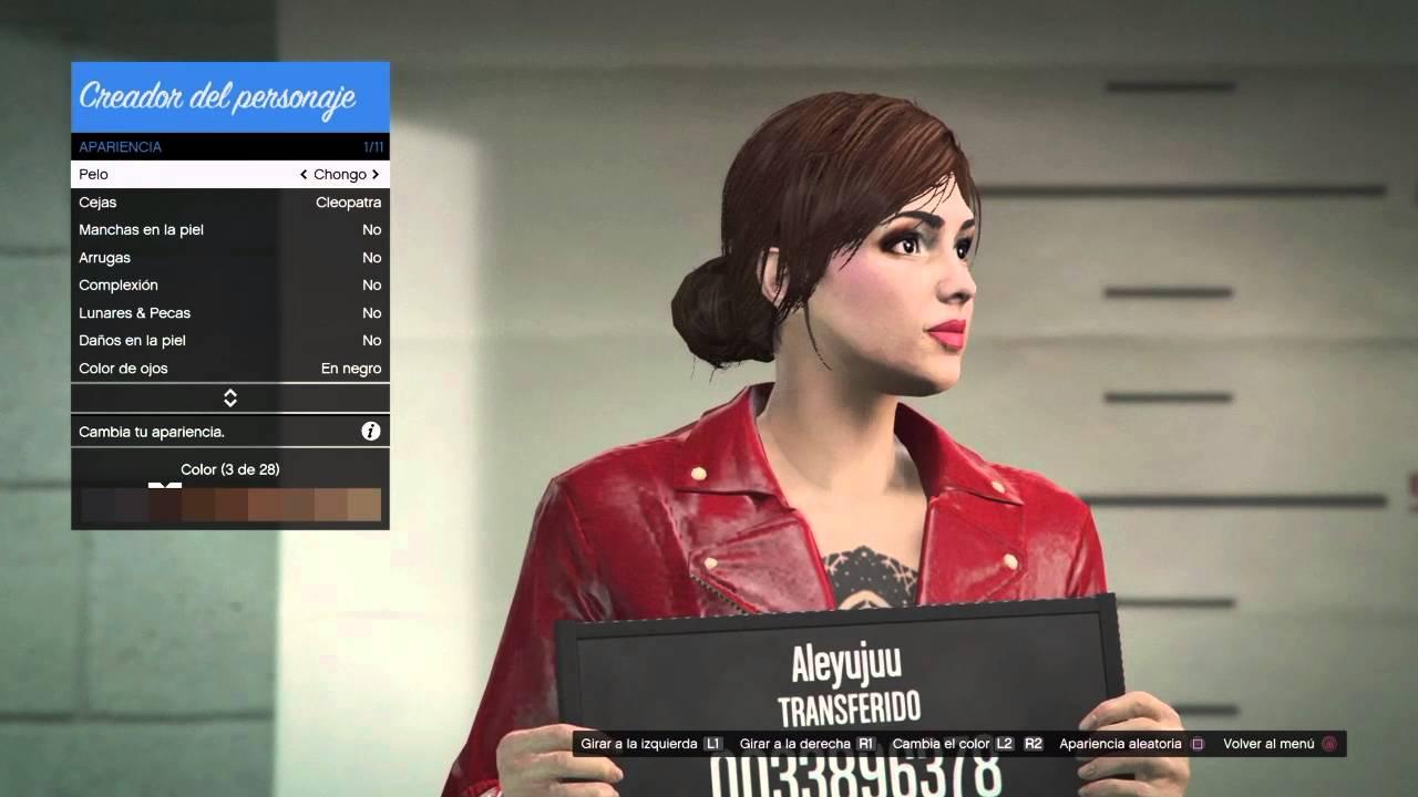 Como cambiar el aspecto de tu personaje en gta online for Cuarto personaje gta 5