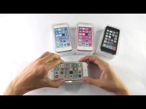 [Haloshop] Trên tay iPod Touch Gen 6