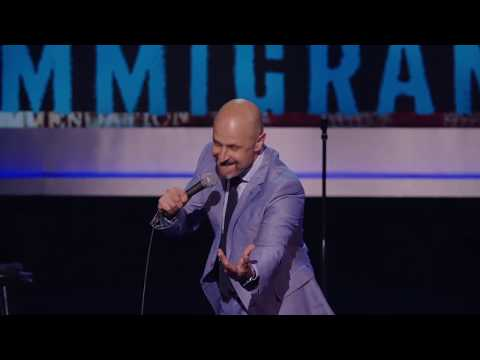 Grab Them By The P***Y! - Maz Jobrani (Immigrant)