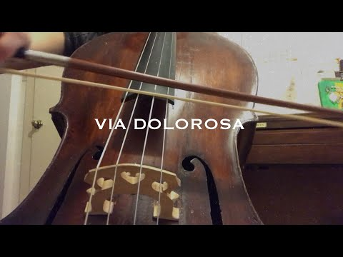 Via Dolorosa - Billy Sprague (cello cover) - Sarang Han