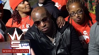 Birdman Returns Home To New Orleans For Cash Money's 20th Annual Turkey Giveaway! (WSHH Exclusive)