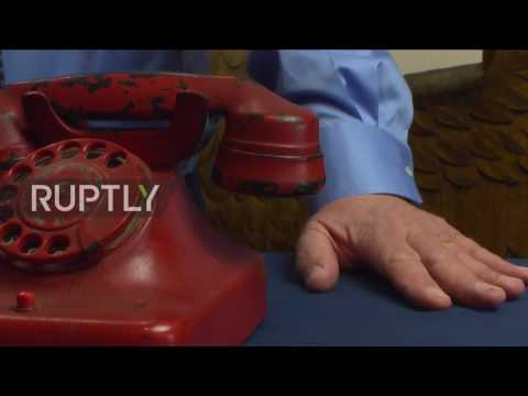 USA: Adolf Hitler's telephone to go on auction in Maryland