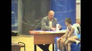 спортивная гимнастика г.Тула (соревнования)