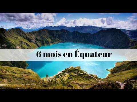 Au cœur de l'Équateur
